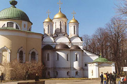 Monastery of Saviour Transfiguration