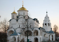 the Kremlin and Spaso-Yevfimievsky Monastery of Our Saviour