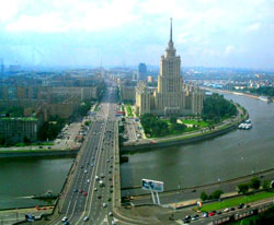 CITY TOUR Moscow