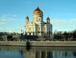 CITY WALKING TOUR Moscow