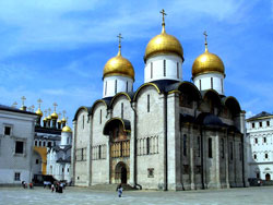 KREMLIN WITH ASSUMPTION CATHEDRAL