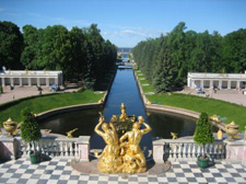 Peterhof - Park & Grand Palace