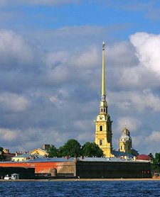 PETER & PAUL'S FORTRESS